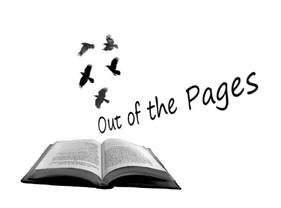 Out of the Pages Book and Crows